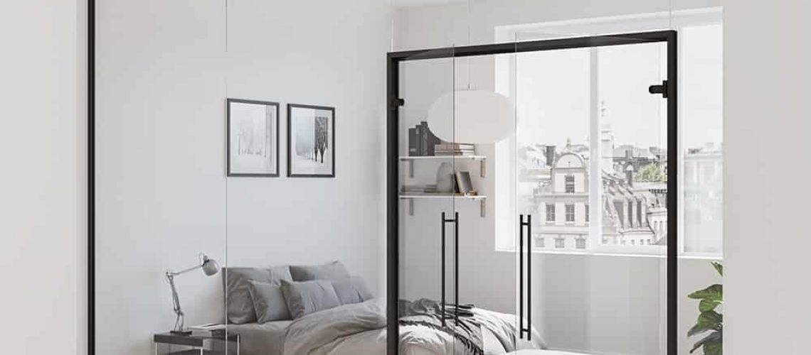 GSAB_Bedroom_Alu-Room2_Black Frame_1000px